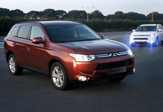 Mitsubishi Outlander 2014 Review