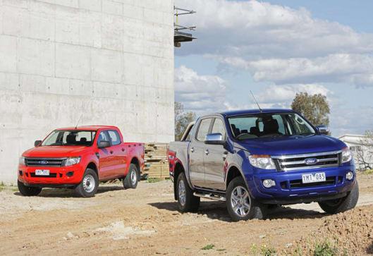 Ford Ranger V Mazda BT 50 Poll Car News CarsGuide