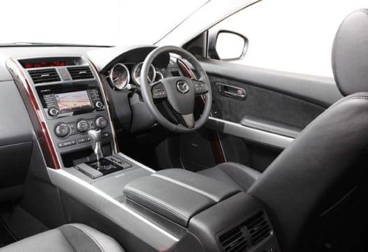 mazda cx-9 review 2012   carsguide