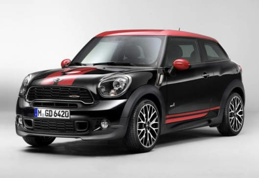 Mini Paceman Jcw 2014 Review Carsguide
