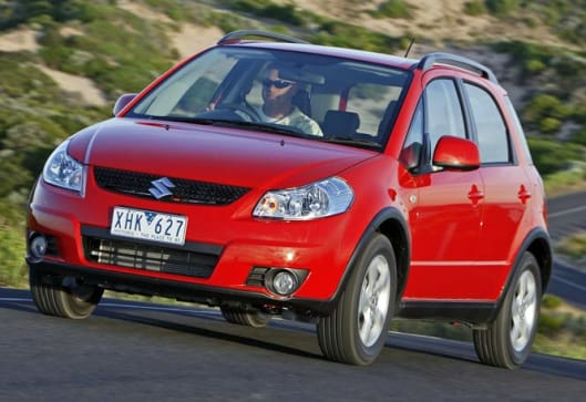 Discover Car Lot >> Suzuki SX4 2010 Review | CarsGuide