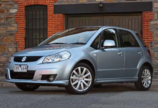 Suzuki sx 4 2010