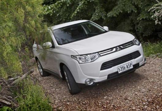Mitsubishi Outlander Aspire 2013 Review