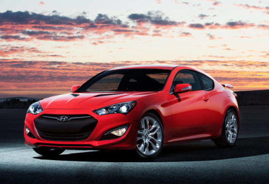 Hyundai Genesis 2013 Review