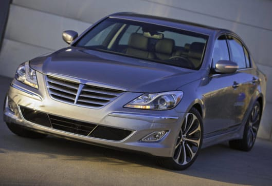 Good Hyundai Genesis 2014 Review