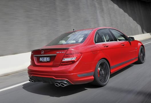 Mercedes c63 2014 review carsguide for 2014 mercedes benz c63 amg price