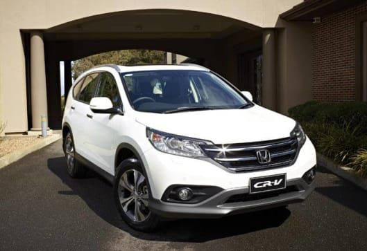 Great Honda CR V VTi L 2013 Review