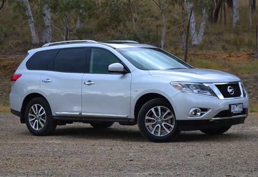 Nissan Pathfinder Ti 4WD 2014 Review