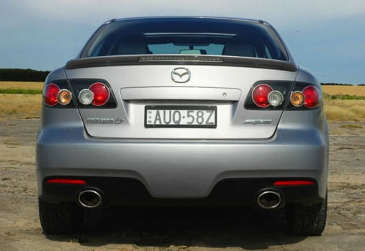 used car review mazda 6 mps 2006 2008 carsguide. Black Bedroom Furniture Sets. Home Design Ideas