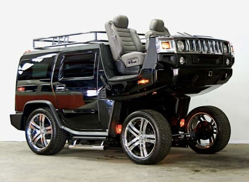 hardcore hummer car news carsguide. Black Bedroom Furniture Sets. Home Design Ideas