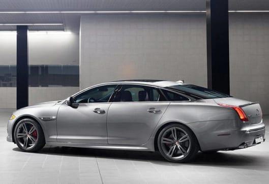 Great Jaguar XJR 2013 Review