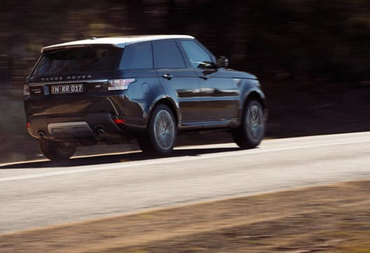 2014 Range Rover Sport review  CarsGuide
