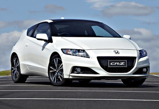 Captivating Honda CR Z 2013 Review