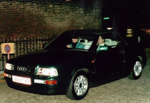 Diana S Audi Worth More Than Charles Bentley Car News
