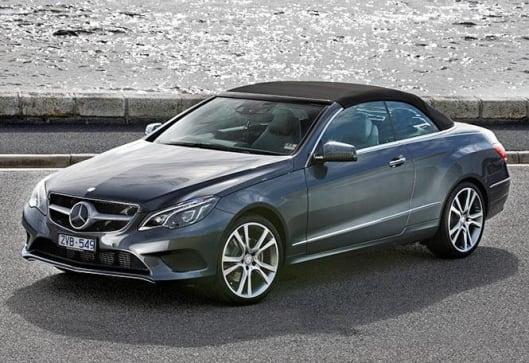 Mercedes e class 2013 review carsguide - Classe e coupe cabriolet ...