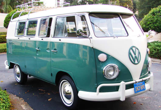 vw kombi turns 60 car news carsguide. Black Bedroom Furniture Sets. Home Design Ideas