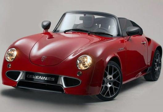 Pgo Cevennes Speedster Debut Car News Carsguide