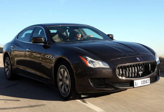 maserati quattroporte 2013 review carsguide. Black Bedroom Furniture Sets. Home Design Ideas