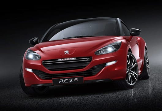 Peugeot RCZ R revealed ahead of Goodwood - Car News | CarsGuide