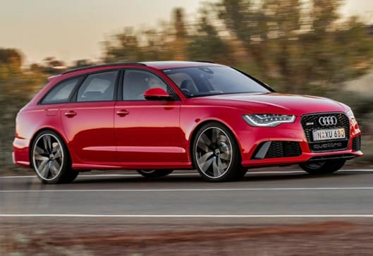 Audi RS Avant Review CarsGuide - Audi rs6 price