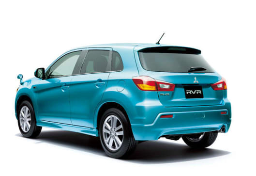 Mitsubishi ASX/RVR 2010 Review | CarsGuide