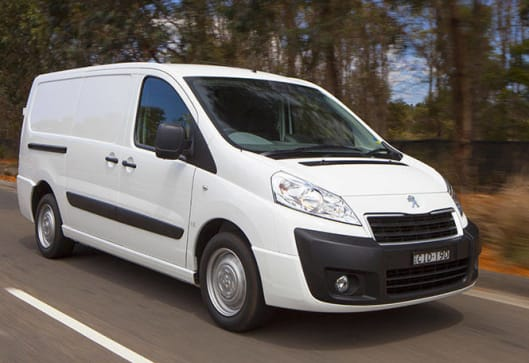 Peugeot Expert 2013 Review Carsguide