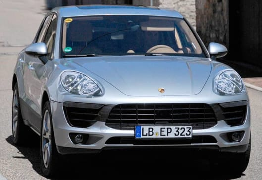 porsche cayenne spy shots   car news carsguide