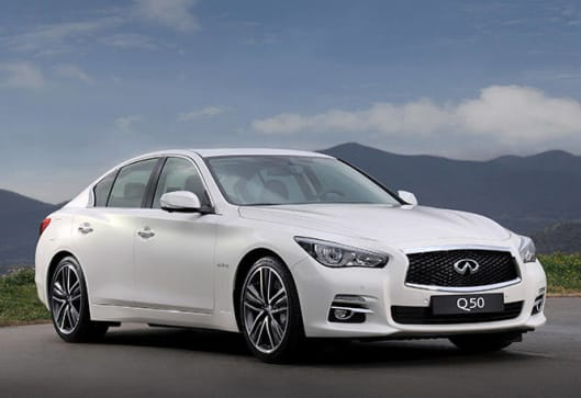 Infiniti Q50 S Hybrid Review First Drive