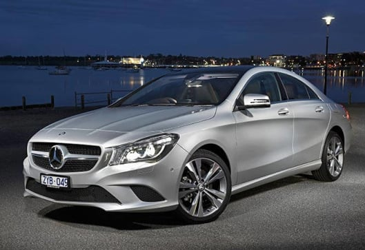 Mercedes Benz CLA200 2013 Review