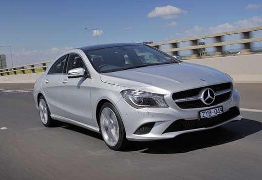 Mercedes Benz Cla  Urban Review