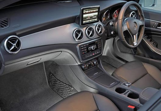 Mercedes Benz Cla200 2013 Review Carsguide