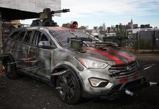Zombie Survival Vehicle Car News Carsguide