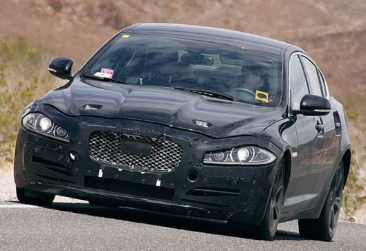 Baby Jaguar sedan on the way - Car News | CarsGuide