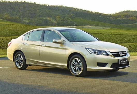 Honda Accord 2014 Review