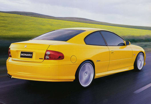 Used Holden Monaro 2001 2006 Review