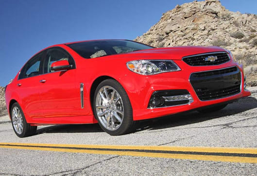 Chevrolet SS 2014 Review