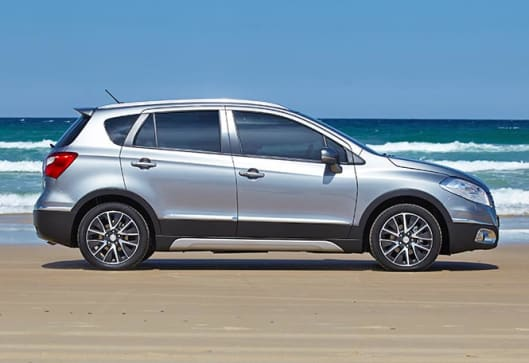 2014 suzuki s cross review first drive carsguide. Black Bedroom Furniture Sets. Home Design Ideas