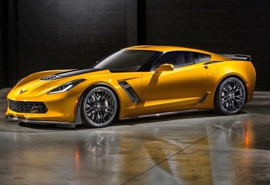 new chevrolet corvette z06 is the fastest ever car news carsguide. Black Bedroom Furniture Sets. Home Design Ideas