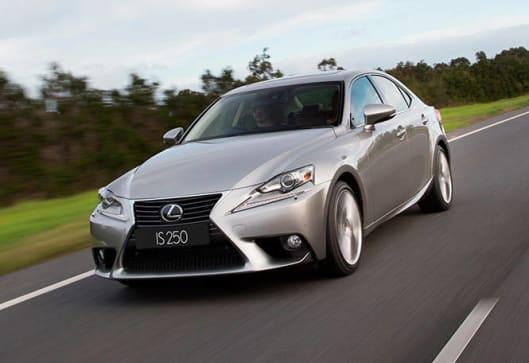 Lexus IS250 2014 Review
