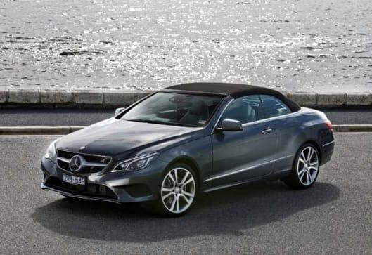 Mercedes E400 Convertible >> Mercedes-Benz E400 2014 Review   CarsGuide