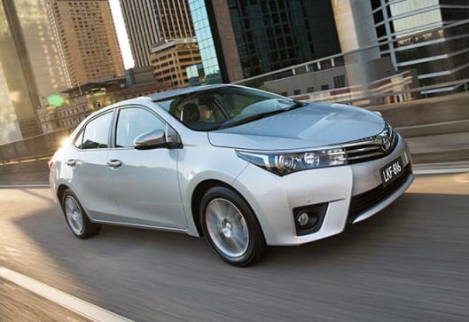 Toyota Corolla Sedan 2014 Review