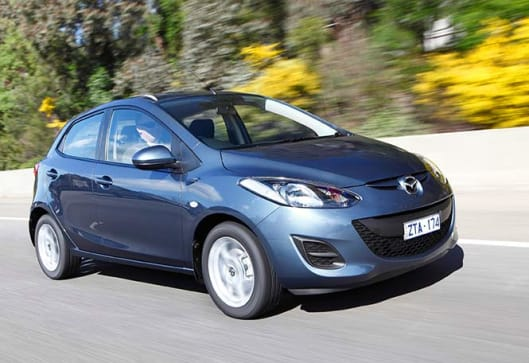 Porsche Old Models >> Mazda 2 2014 Review | CarsGuide