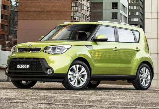 2014 kia soul review first drive carsguide. Black Bedroom Furniture Sets. Home Design Ideas