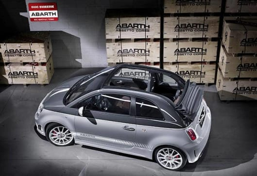 Abarth 500c Esseesse 2014 Review Carsguide