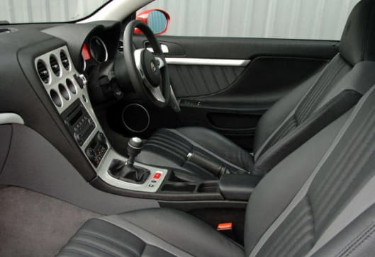 Used alfa romeo brera 2006 2012 review carsguide - Alfa romeo brera interior ...