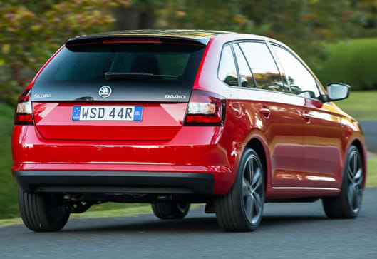 Skoda Rapid Spaceback 2014 Review Carsguide