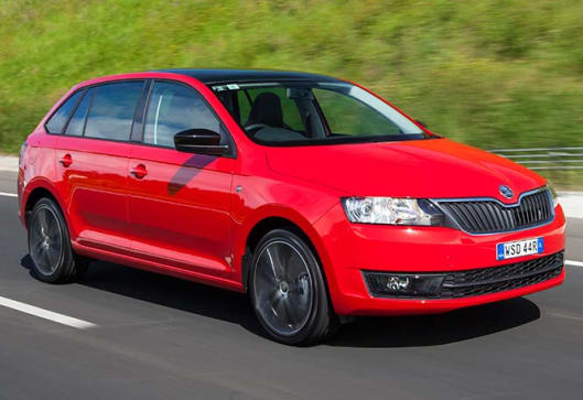 skoda rapid spaceback 2014 review carsguide. Black Bedroom Furniture Sets. Home Design Ideas