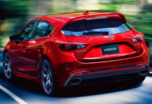 Mazda 3 MPS to have turbo 25litre AWD  Car News  CarsGuide