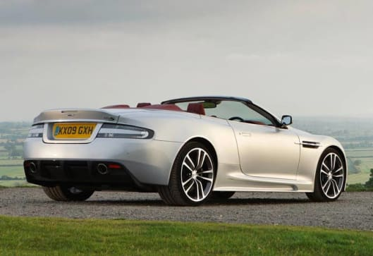 Aston Martin Dbs 2009 Review Carsguide