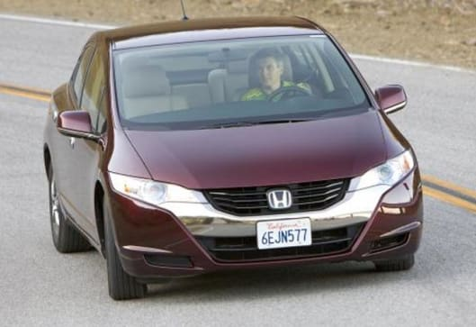 Honda Clarity Review